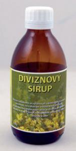 Divozelový sirup s trstinovým cukrom