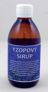 Yzopový sirup